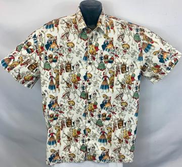 Day of the Dead Hawaiian Shirt