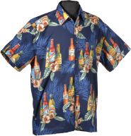 Hawaiian Brews- Only Large  and XXL left