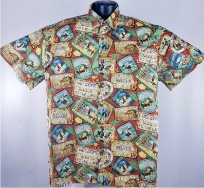 Outdoors and wilderness Hawaiian Shirt