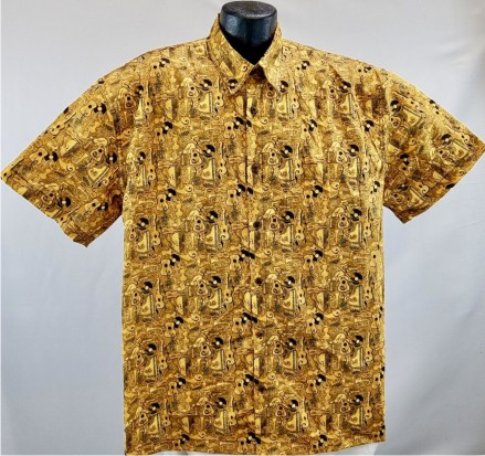 Music Hawaiian shirt