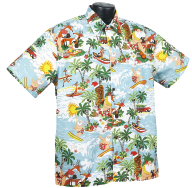 Christmas Hawaiian Shirt