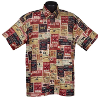 Smokehouse BBQ Hawaiian shirt