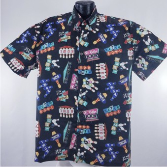 Bowling Hawaiian Shirt